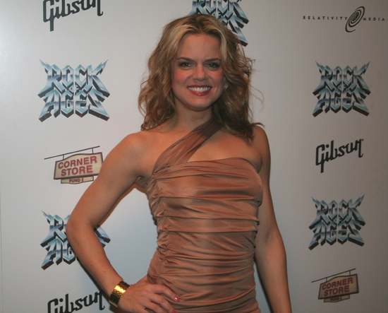 Photo Coverage: ROCK OF AGES Opening Night Party