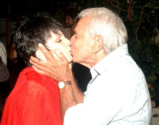 Liza Minnelli and Carlinhos Ly