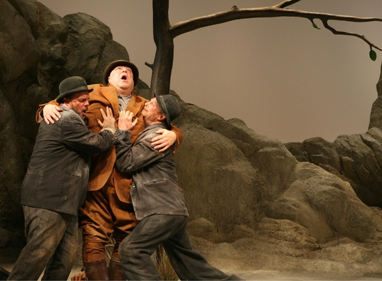 Photo Flash: Roundabout Theater's WAITING FOR GODOT