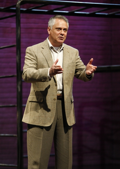 Matthew Arkin at South Coast Rep's OUR MOTHER'S BRIEF AFFAIR