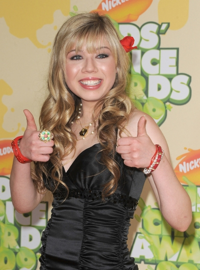 Jennette McCurdy at Nickelodeon's 2009 Kids' Choice Awards