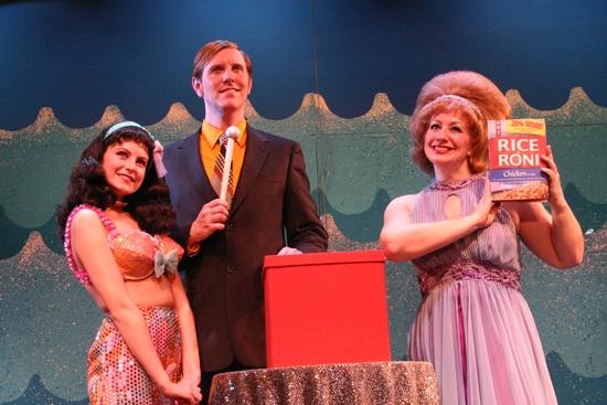 Ashley DePascale, Jimmy Johansmeyer, and Maria Vee