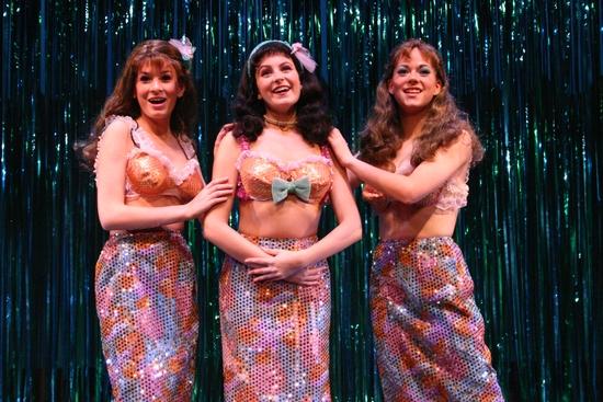 Jaime Bernstein, Ashley DePascale, and Allison Griffith