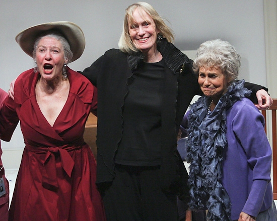 Photo Coverage: CHASING MANET Opens at Primary Stages