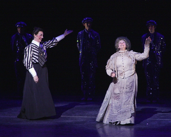 Photo Coverage: MARY POPPINS Celebrates 1000th Performance!