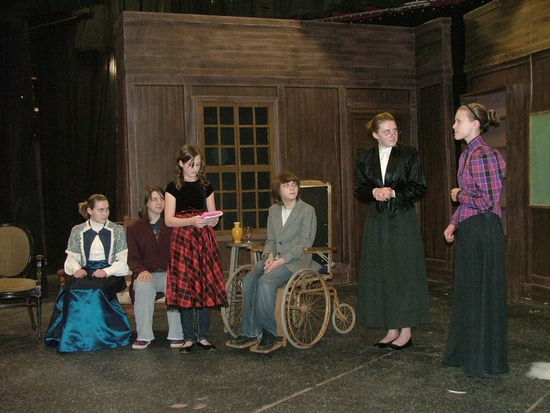 Photo Flash: Beavercreek Community Theater's A LITTLE PRINCESS