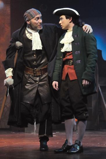 Jamie Jackson and Rick Desloge