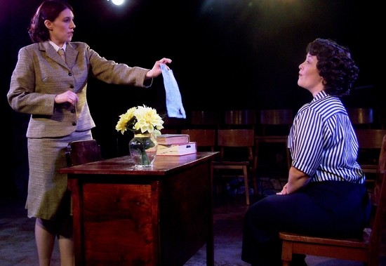 3 at Signal Ensemble Theater's The Prime Of Miss Jean Brodie