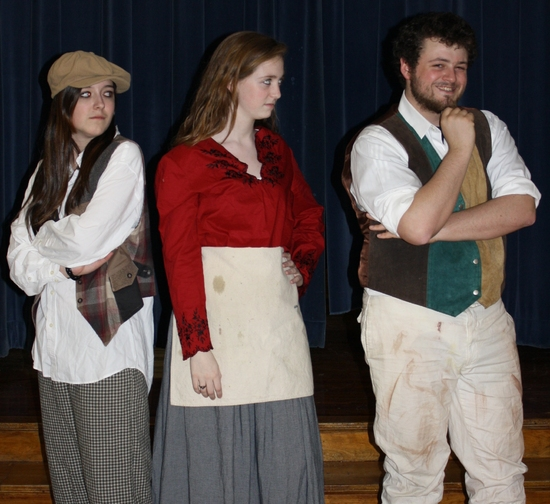 Photo Flash: Les Misérables - School Edition At Un-Common Theater Co