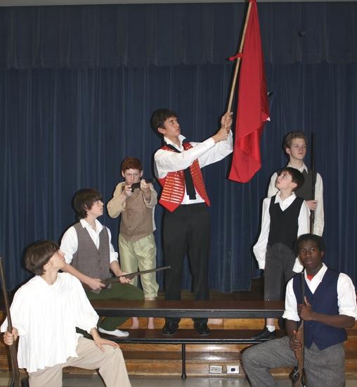 Photo Flash: Les Misérables - School Edition At Un-Common Theater Co