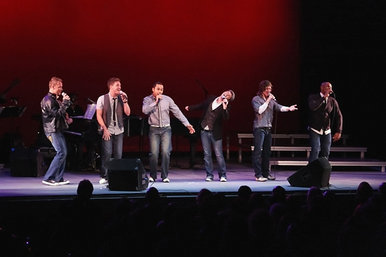 Photo Coverage: 'BROADWAY FOR A NEW AMERICA' Gala