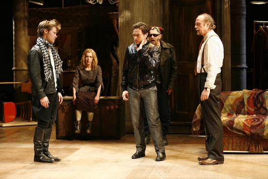 Randy Harrison, Rob Campbell, Mark Blum, Deborah Offner and Pierre Epstein