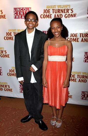 Michael Cummings and Amari Rose Leigh Photo