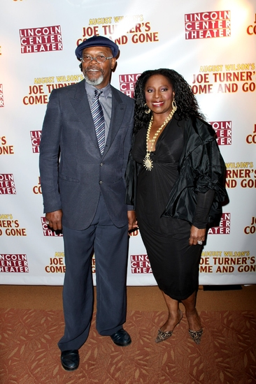 Photo Coverage: 'JOE TURNER'S' Opening Party