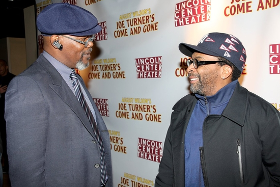 Photo Coverage: JOE TURNER'S COME AND GONE  Opening Party