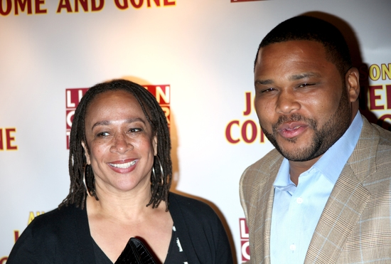 S. Epatha Merkerson and Anthony Anderson