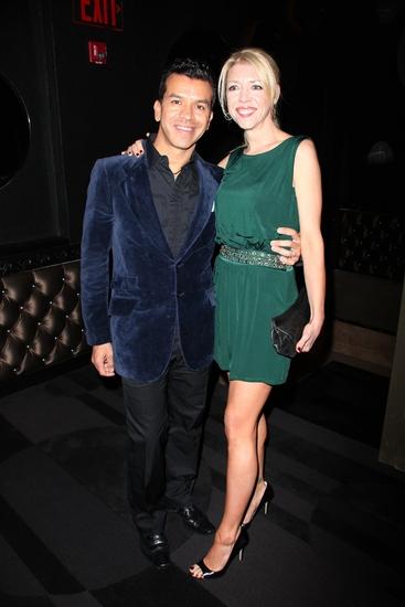 Sergio Trujillo and Kelly Devine