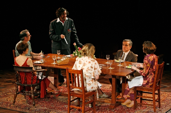 Photos: THE NORMAN CONQUESTS: TABLE MANNERS