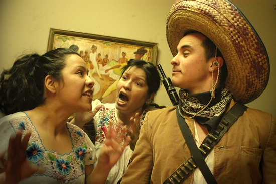 Bunnie Rivera, Yolanda Suarez, and Albert Alcazar