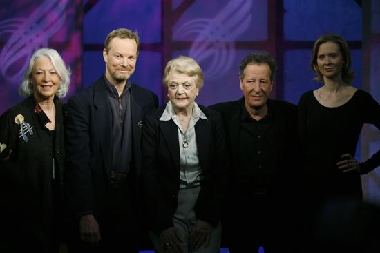 Jane Alexander, Bill Irwin, Angela Lansbury, Geoffrey Rush and Cynthia Nixon