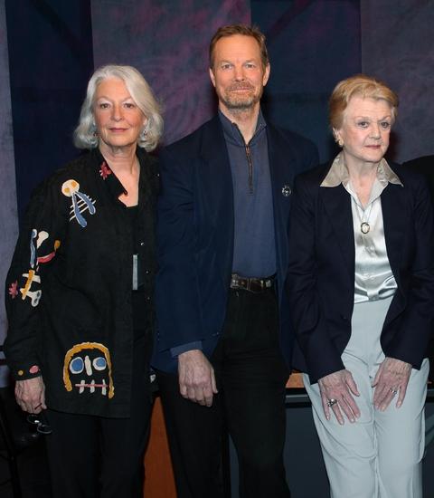 Jane Alexander, Bill Irwin and Angela Lansbury
