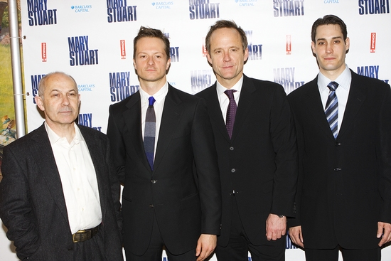 Nicholas Woodeson, Chandler Williams, John Benjamin Hickey, Adam Greer