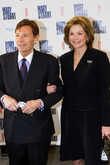 Ron Leibman and Jessica Walter Photo