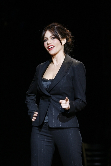 Photo Flash: Sofia Vergara As Mama Morton In CHICAGO