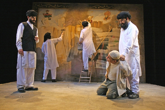 Photo Flash: The Great Game: Afghanistan At Tricycle Theater
