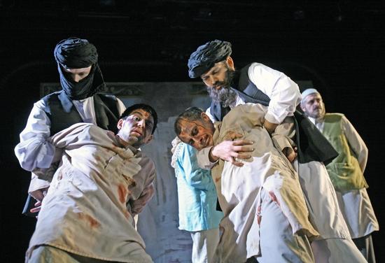 Hugh Skinner, Danny Rahim, Vincent Ebrahim & Sagar Arya & Paul Bhattacharjee