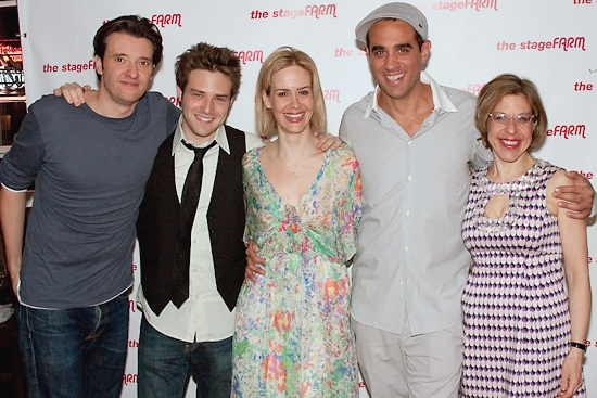 Photo Coverage: THE GINGERBREAD HOUSE Opening Night