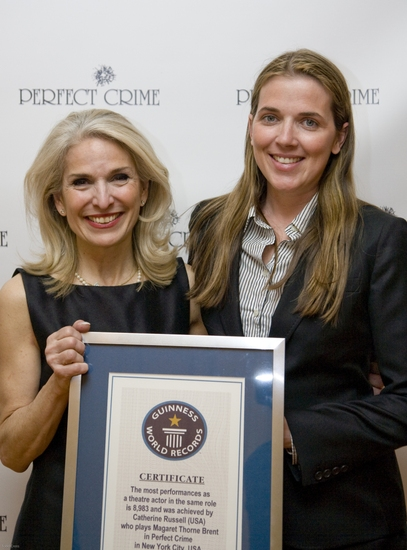 Photo Flash: PERFECT CRIME 22nd Anniversary And Guinness Induction Celebration