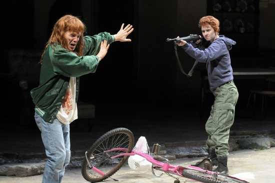 Photo Flash: The Lieutenant of Inishmore At Berkeley Rep