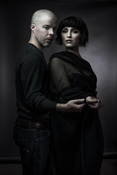 Stephen Wright, Diana Agron Photo