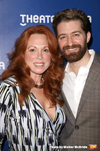 Carolee Carmello and Matthew Morrison