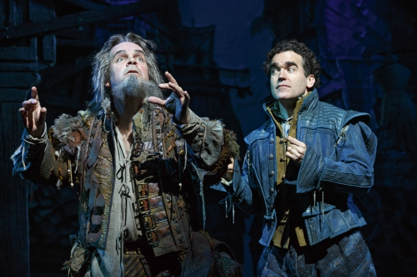 YOU CAN'T TAKE IT WITH YOU's Julie Halston and SOMETHING ROTTEN!'s Brad Oscar Win 2015 Richard Seff Award