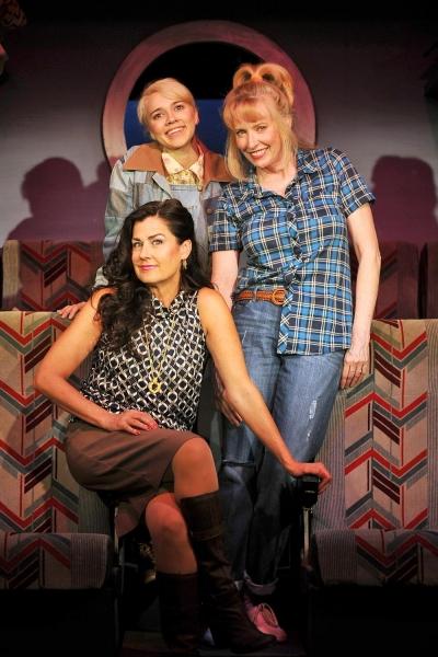 Cathy Schenkelberg, Becky Saunders, Michelle Foletta Photo