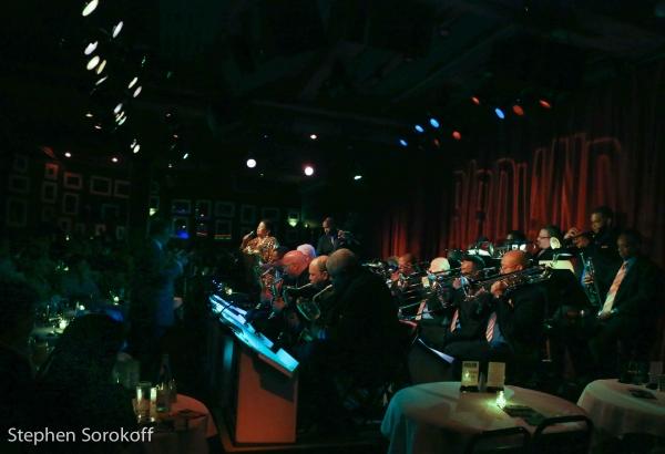 Carmen Bradford & The Count Basie Orchestra Photo