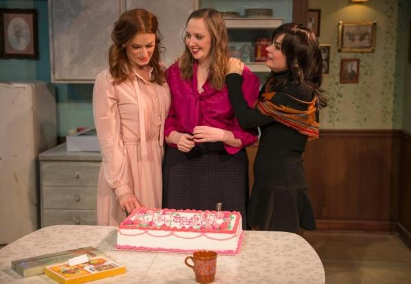 Elizabeth Antonucci, Sarah-Jayne Ashenhurst and Amanda Powell