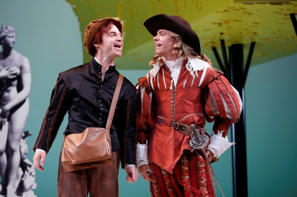 Rusty Ross and Aaron Krohn