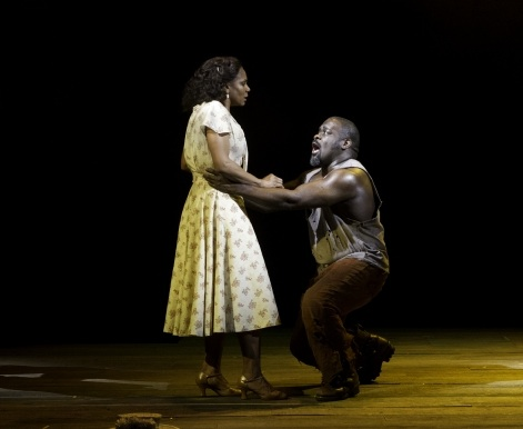 DEBUT OF THE MONTH: Phillip Boykin of THE GERSHWIN'S PORGY AND BESS