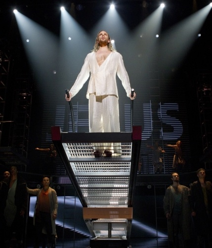 DEBUT OF THE MONTH: JESUS CHRIST SUPERSTAR's Paul Nolan