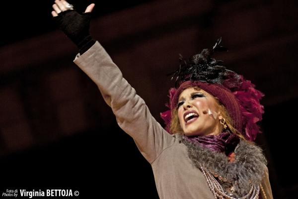 Photo Coverage: 'Fantasmi a Roma', lo show-case