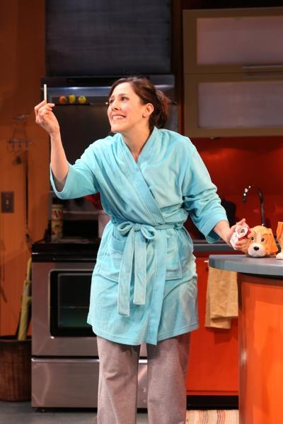 Farah Alvin as Pam