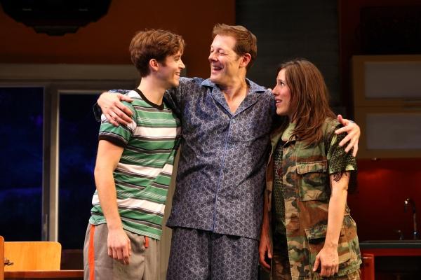 Jake Boyd as Jimmy, John Bolton as Ernie and Farah Alvin as Pam