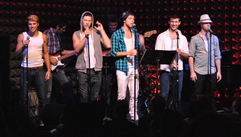 Photo Flash: Morgan James, Jenna Leigh Green & More in BROADWAY SINGS THE 90'S