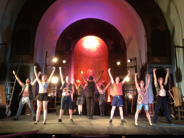 Photo Flash: Sneak Peek at Spencer Kiely, Bernard Dotson & More in ReVision Theatre's PIPPIN, Opening Tonight