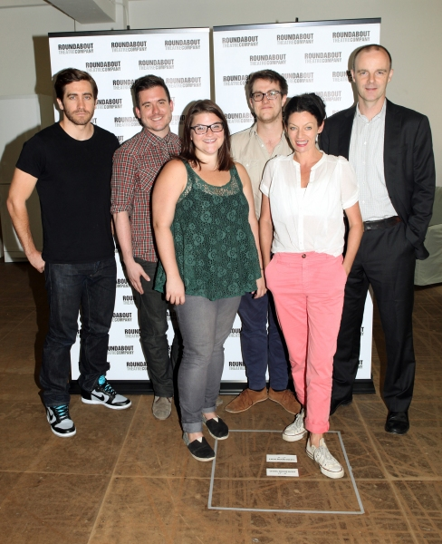 Photo Coverage: IF THERE IS I HAVEN'T FOUND IT YET Cast Meets the Press!