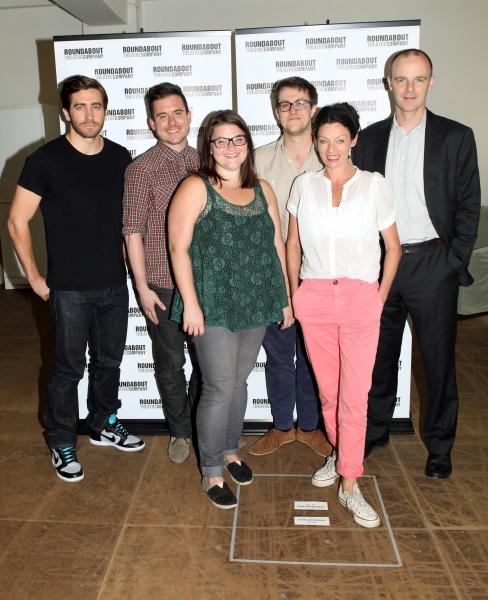 Jake Gyllenhaal, Michael Longhurst, Annie Funk, Nick Payne, Michelle Gomez, and Brian F. O'Byrne