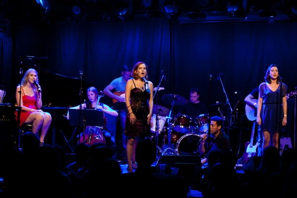 Photos: Carner & Gregor's BARELY LEGAL at Le Poisson Rouge
